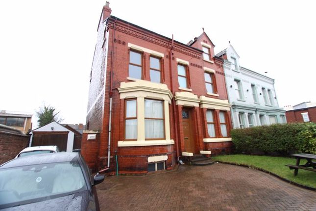 Thumbnail Semi-detached house for sale in Pembroke Road, Bootle