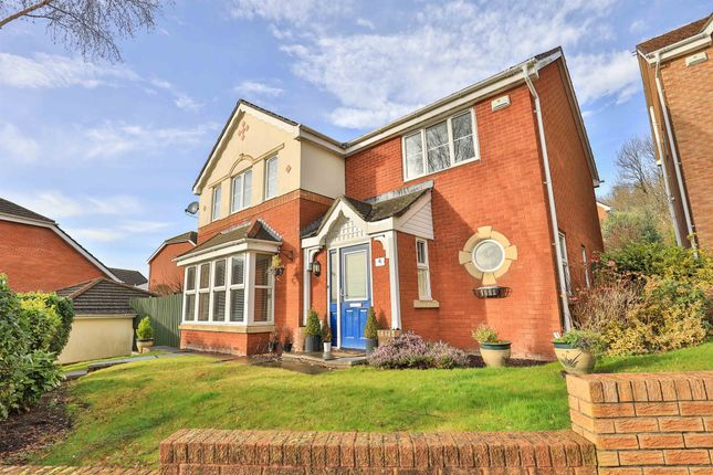 4 bed detached house for sale in Heol Fioled, Barry CF63