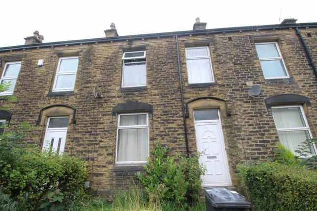 3 bed terraced house for sale in Moor End Road, Huddersfield, West Yorkshire