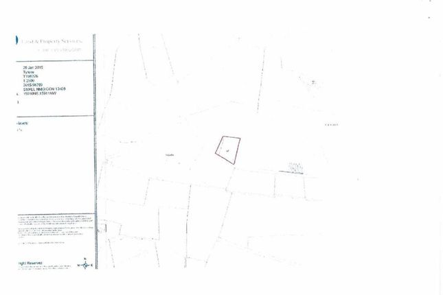 Thumbnail Land for sale in Site 2 At Clonvaddy Road, Dungannon, Co. Tyrone