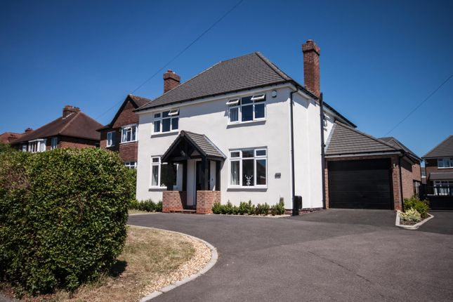 Thumbnail Detached house for sale in Highfields Road, Chasetown, Burntwood