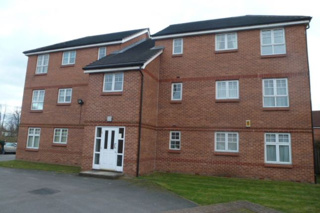 2 bed flat for sale in Mill Chase Close, Alverthorpe, Wakefield