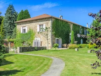 Thumbnail Property for sale in St-Just-Le-Martel, Haute-Vienne, France