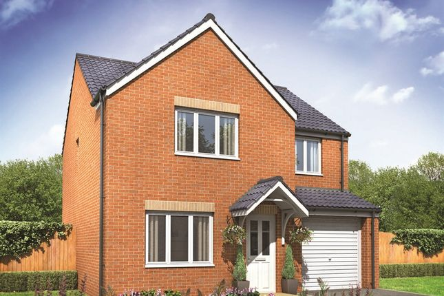 "4 bed detached house for sale in ""The Roseberry"" at Bowling Green Road, Stourbridge DY8"