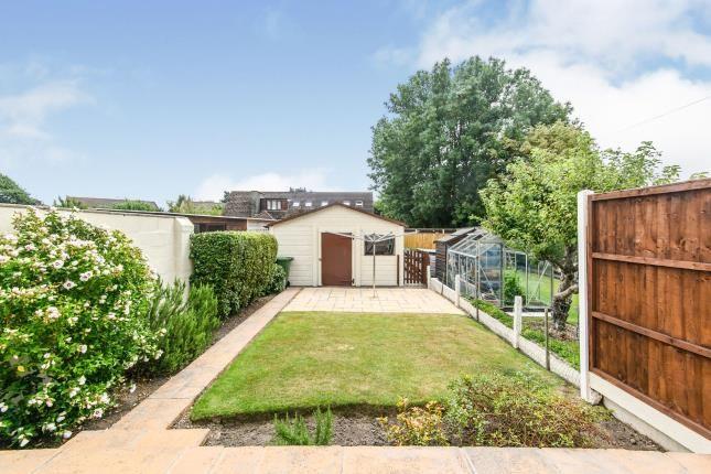 Garden of Lansdown Road, Kingswood, Bristol, Gloucestershire BS15