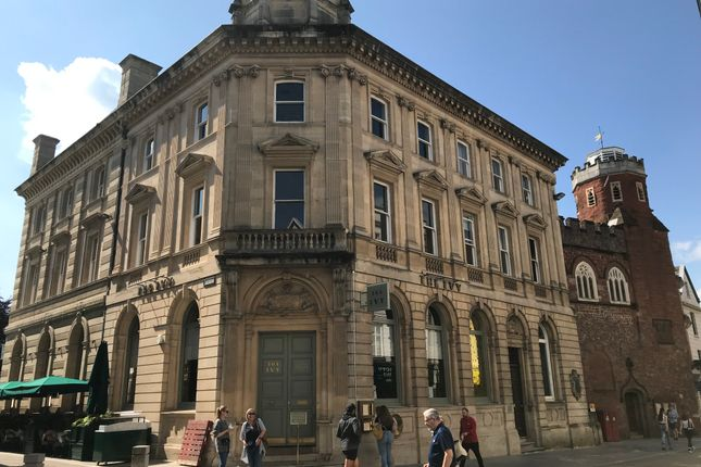 Thumbnail Office for sale in 67 High Street, Exeter