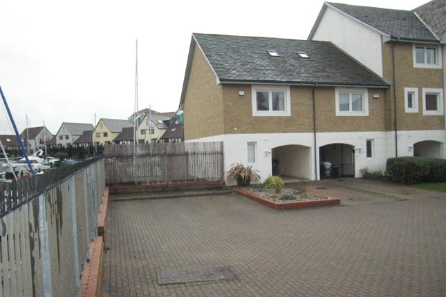 Thumbnail End terrace house to rent in Bryher Island, Port Solent