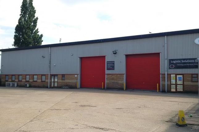 Thumbnail Warehouse for sale in Unit 7 & 8, Merchants Close, King's Lynn