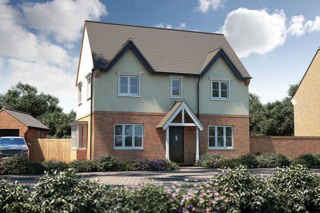 Thumbnail Detached house for sale in Lower Road, Aylesbury