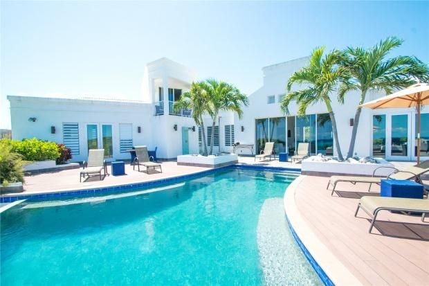 Thumbnail Property for sale in Villa Blue Caribe, Blue Mountain, Providenciales, Turks And Caicos