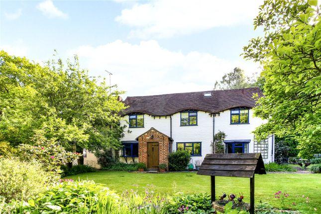 Thumbnail Detached house for sale in Basingstoke Road, Heckfield, Hook