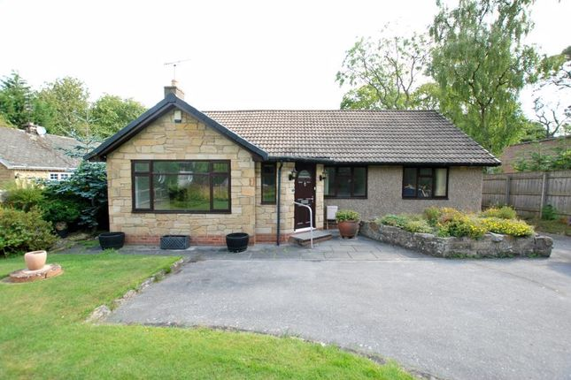 Thumbnail Detached bungalow to rent in Chester Close, Ponteland, Newcastle Upon Tyne