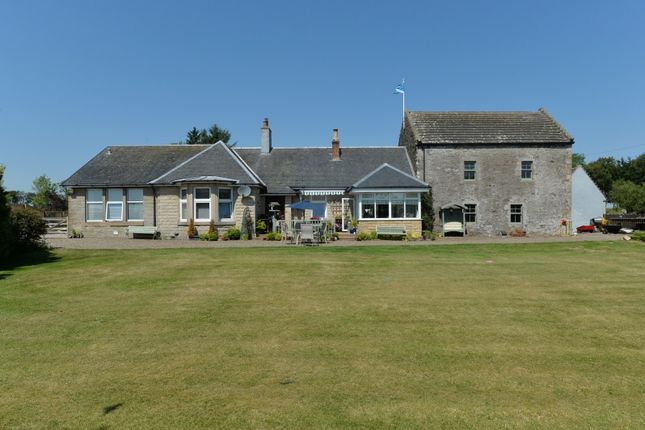Thumbnail Country house for sale in Strathaven, South Lanarkshire