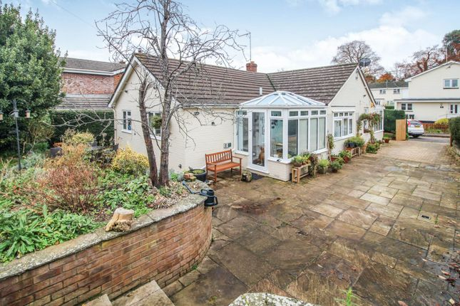 Thumbnail Detached bungalow for sale in Paynes Lane, Stockbridge