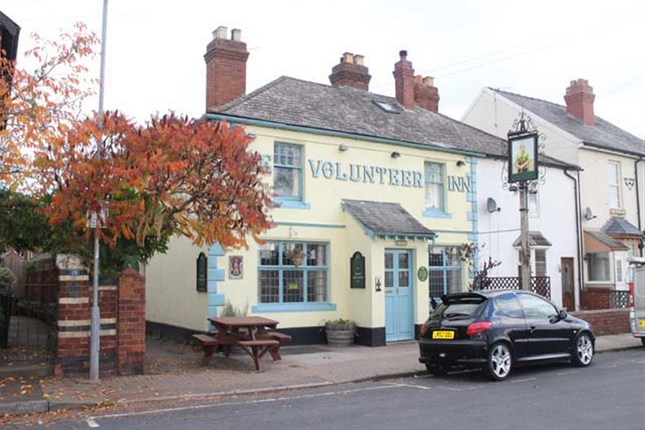 Thumbnail Pub/bar for sale in Herefordshire - Cathedral City HR1, Herefordshire
