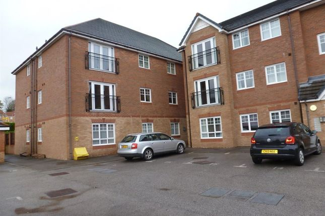 Thumbnail Flat to rent in Ingot Close, Brymbo, Wrexham