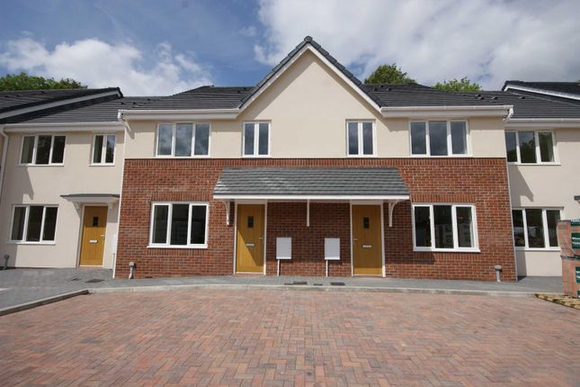Thumbnail Town house to rent in Clarendon Gardens, Bromley Cross, Bolton