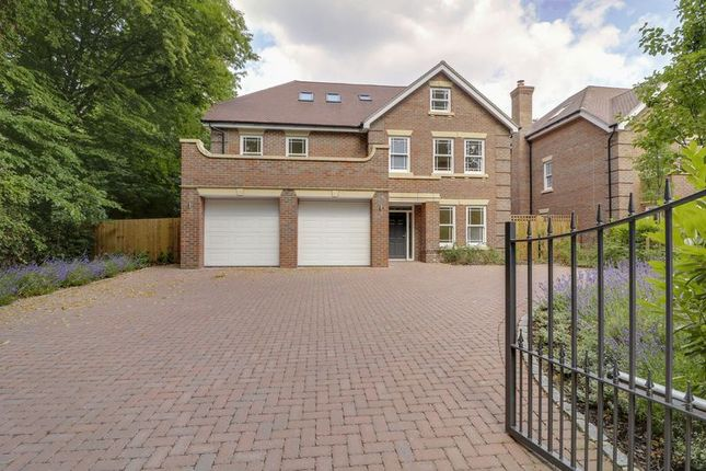 Thumbnail Detached house for sale in School Road, Windlesham