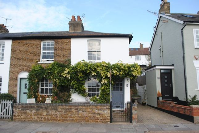 Thumbnail Terraced house to rent in New Road, Leigh-On-Sea