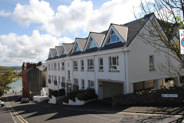 Thumbnail Flat to rent in Gellings Avenue, Port St Mary