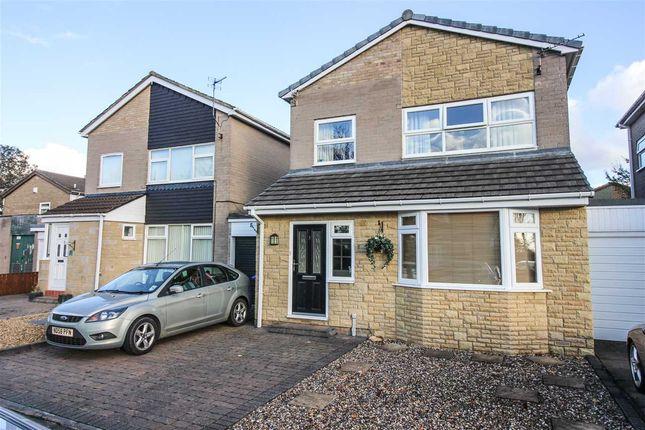 Thumbnail Detached house to rent in Harwood Close, Whitelea Grange, Cramlington