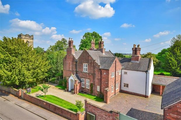 Thumbnail Property for sale in Church Street, Donisthorpe, Swadlincote