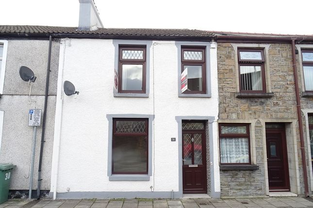 Thumbnail Terraced house for sale in Gloucester Street, Aberdare