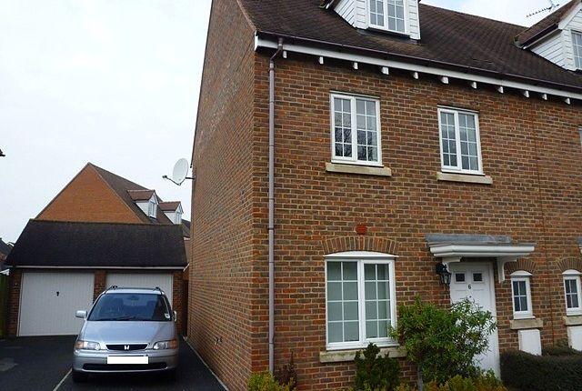 Thumbnail Semi-detached house to rent in Pine Close, Rendlesham, Woodbridge