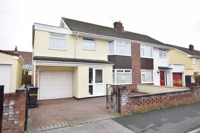 Thumbnail Property for sale in Church Leaze, Shirehampton, Bristol