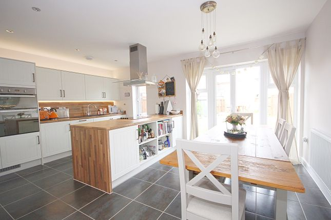 Thumbnail Detached house for sale in Ashley Street, Sible Hedingham, Halstead