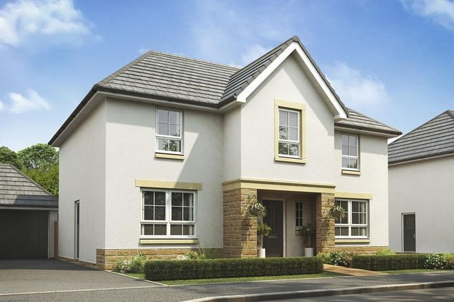 "Thumbnail Detached house for sale in ""Glenbervie"" at Main Street, Roslin"