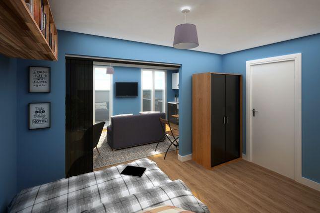 1 bedroom flat for sale in 15 Stanley Street, Liverpool