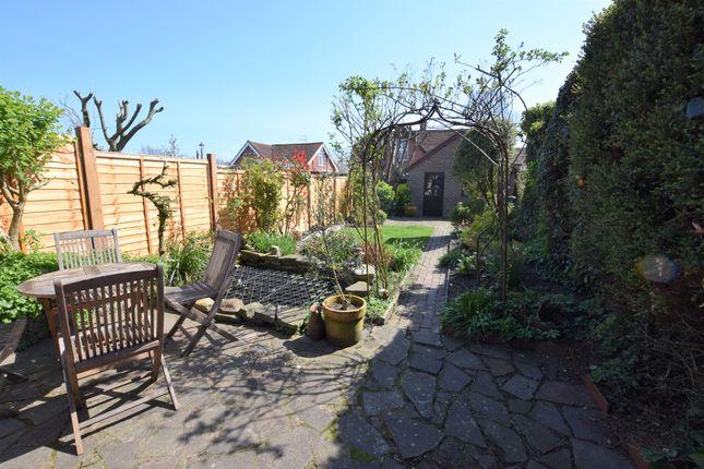 Rear Garden of High Street, Pevensey BN24