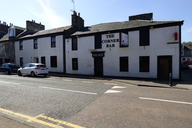 Thumbnail Commercial property for sale in St. Germain Street, Catrine, Mauchline
