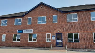 Thumbnail Office to let in Unit 2 Lymevale Court, Lyme Drive, Newcastle Under Lyme, Stoke On Trent, Staffordshire