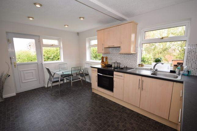 Thumbnail Detached house for sale in Heddon Close, Heaton Mersey, Stockport