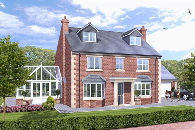 Thumbnail Detached house for sale in Woodgates Lane, North Ferriby