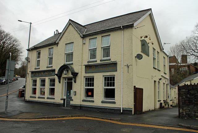 Thumbnail Pub/bar for sale in Dynevor Terrace, Pontardawe