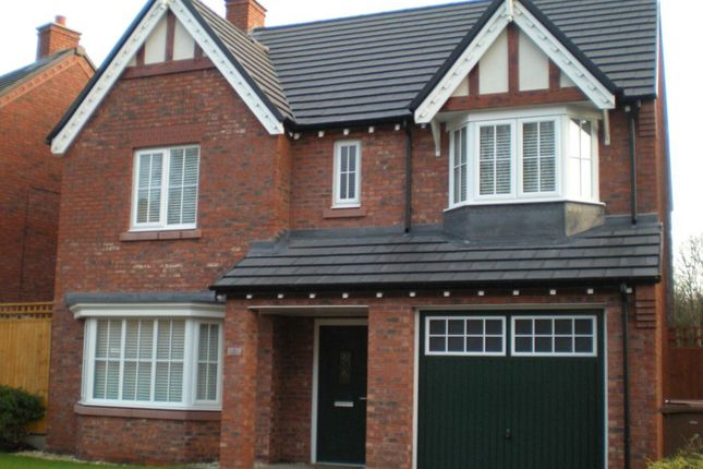 Thumbnail Detached house for sale in The Newland House Type, Rock Lea, Barrow-In-Furness