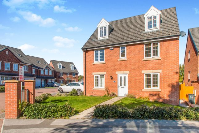 Thumbnail Detached house for sale in Murray Way, Middleton, Leeds