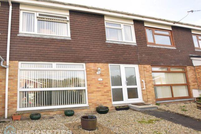 3 bed terraced house for sale in Heol Tyn Y Fron, Penparcau, Aberystwyth