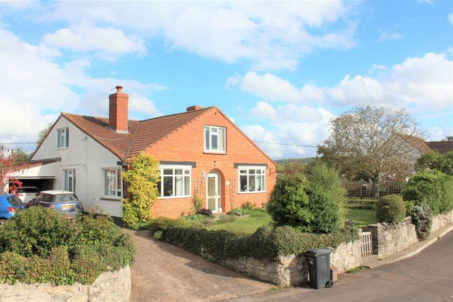 Thumbnail Detached bungalow for sale in Mill Lane, Othery, Bridgwater, Somerset