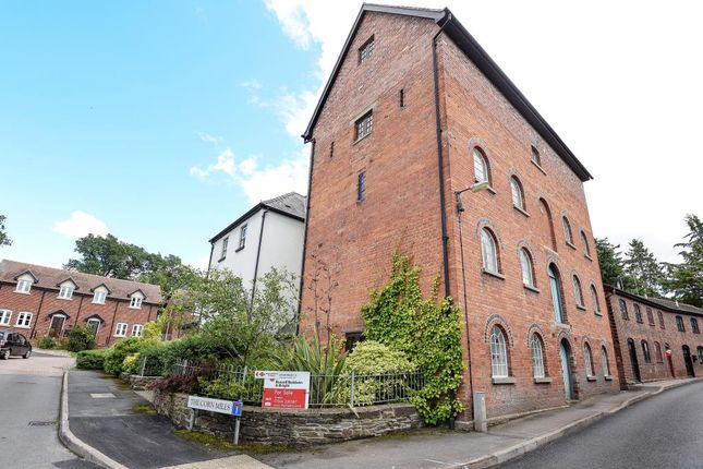 Thumbnail Flat for sale in Weobley, Herefordshire