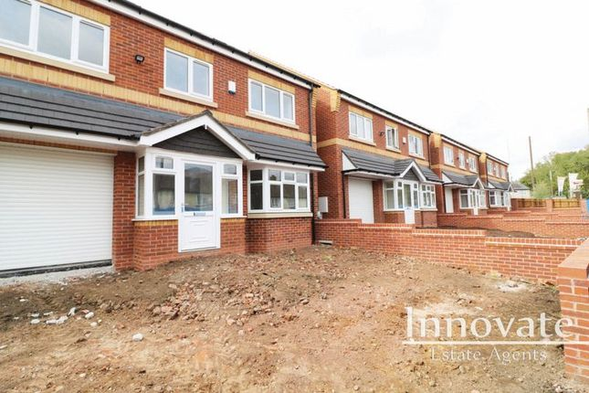 Thumbnail Detached house for sale in Queens Road, Smethwick