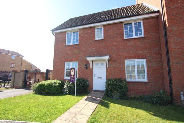 Thumbnail Semi-detached house to rent in Rothbart Way, Hampton Hargate