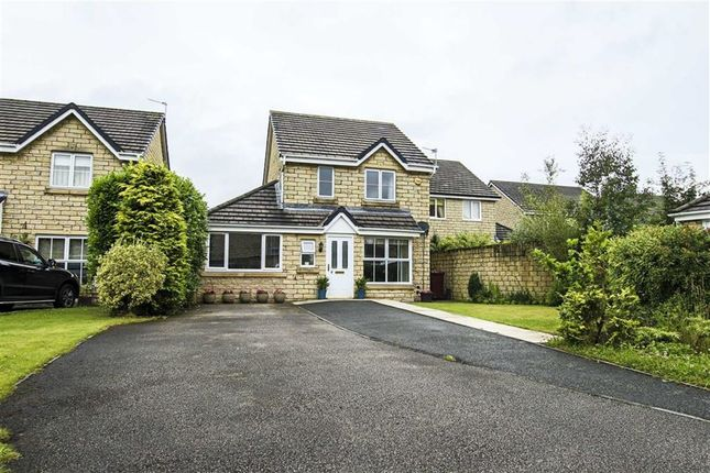 Thumbnail Detached house for sale in Loxley Gardens, Burnley, Lancashire