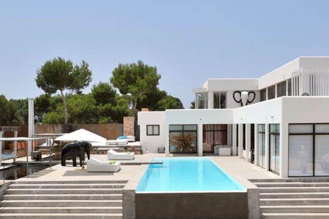 Thumbnail Villa for sale in Cala Tarida, Ibiza Town, Ibiza, Balearic Islands, Spain