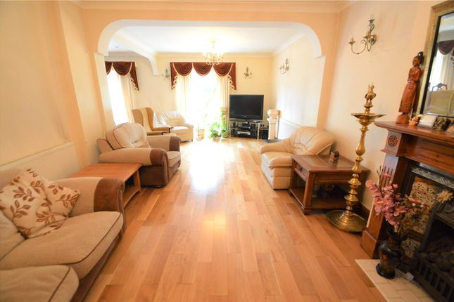 Thumbnail Semi-detached house to rent in Whitgift Avenue, South Croydon