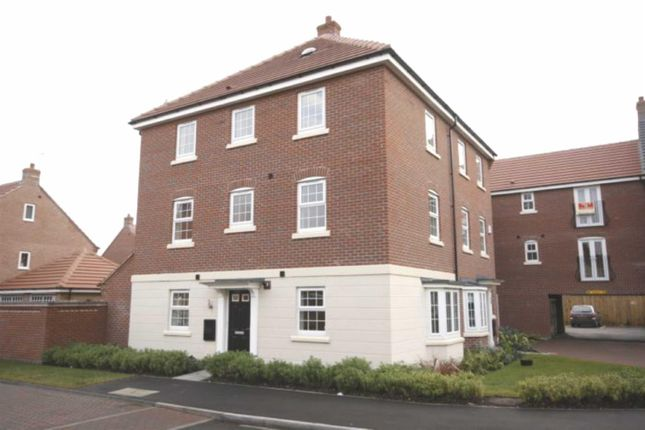 Thumbnail Town house to rent in Pickering Grange, Brough