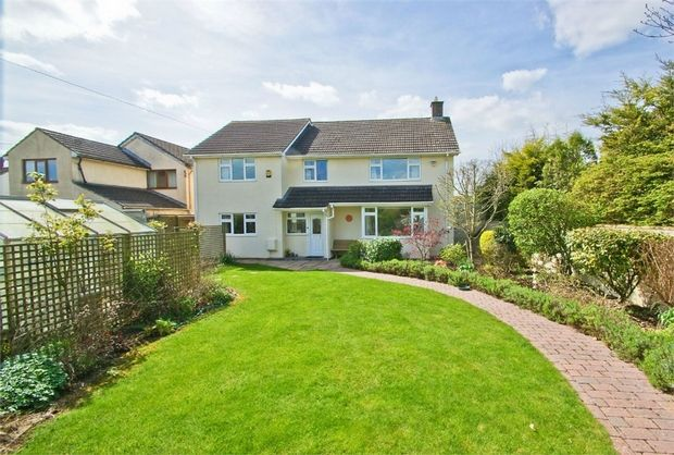 Thumbnail Detached house for sale in Prestleigh Road, Evercreech, Somerset